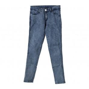 Zara Dark Blue Skinny Pants