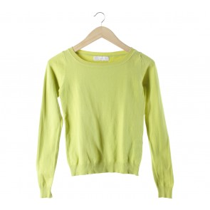 Zara Lime Sweater