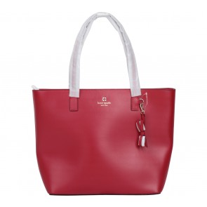 Kate Spade Red Tote Bag
