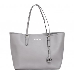 Michael Kors Grey Tote Bag