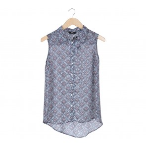 Max Multi Colour Paterned Sleeveless