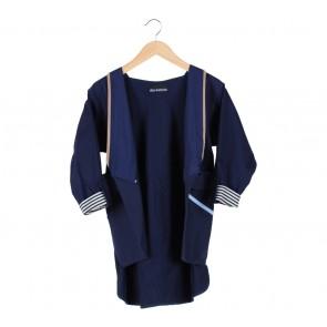 Oline Workrobe Blue Blazer