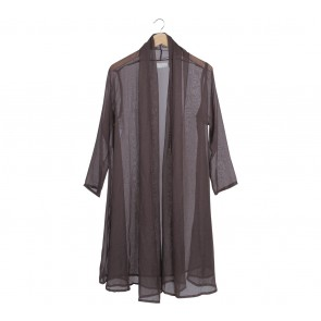 Ria Miranda Brown Outerwear