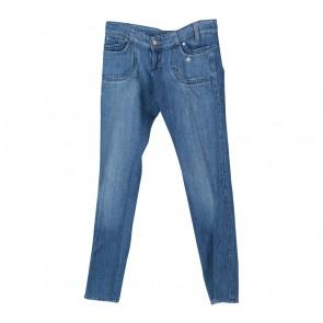 Mango Blue Pants