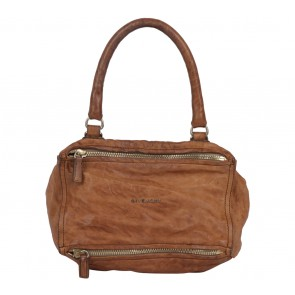 Givenchy Brown Pandora Satchel