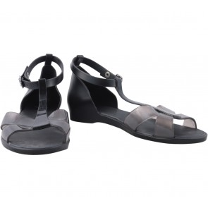 Melissa Black Sandals