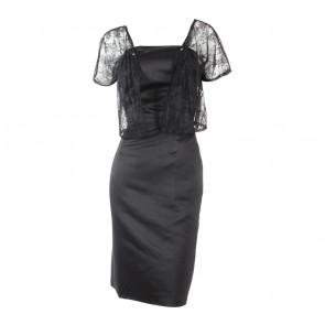 Dorothy Perkins Black Tube with Cardigan Mini Dress