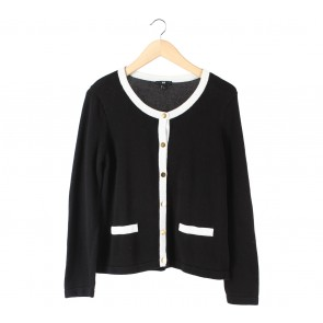 H&M Black And White Outerwear