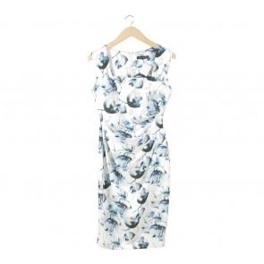 Dorothy Perkins Multi Colour Midi Dress