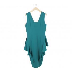 Stellarissa Green Midi Dress