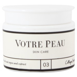 Votre Peau Dark Brown Collagen Booster Night Cream Skin Care