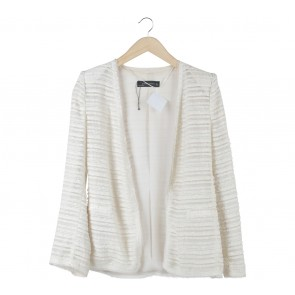 Zara Cream Blazer