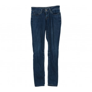Levi´s Blue Denim Skinny Pants