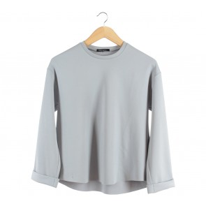 Rani Hatta Grey Blouse