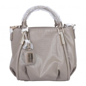 Charles and Keith Nude Satchel