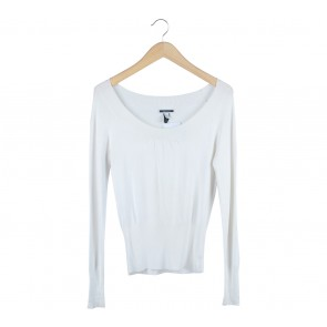 Mango Off White Sweater