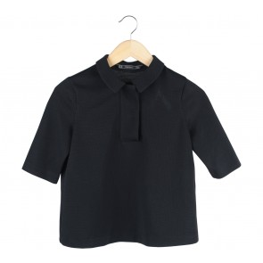 Zara Black T-Shirt