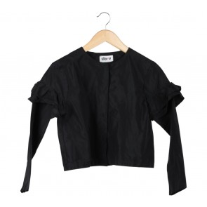 Slovv Black Blouse