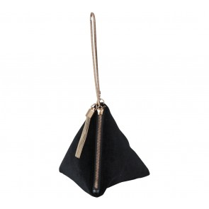 Charles and Keith Black Clutch