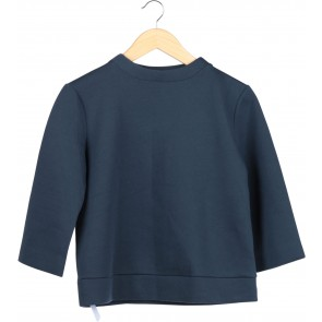 Klarra Dark Blue Blouse