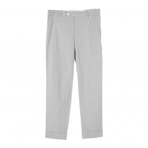 UNIQLO Blue And White Striped Pants