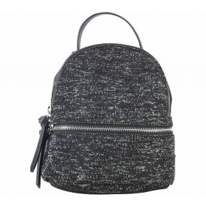 Beatrice Clothing Black Backpack