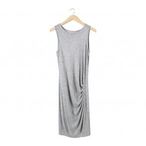 Cotton On Grey Midi Dress