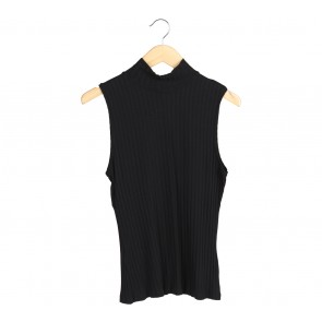 H&M Black Sleeveless