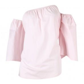 N.Y.L.A Pink Bardot Blouse