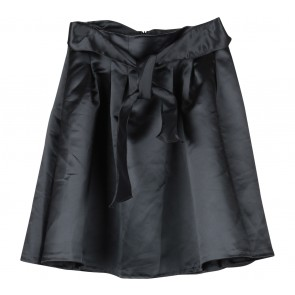 Suki The Label Black Tied Skirt