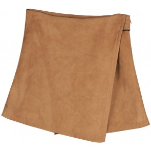 Love + Flair Brown Skort Pants