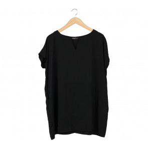 Something Borrowed Black Mini Dress