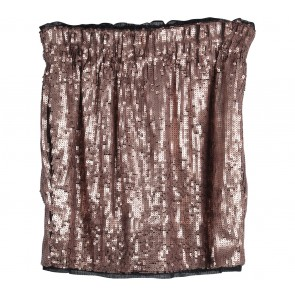 Rachel Roy Bronze Sequin Skirt