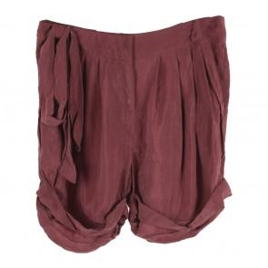 Topshop Maroon Pants