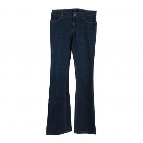 Zara Blue  Bootcut Jeans Pants