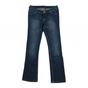 Levi´s Blue Slim Bootcut Pants