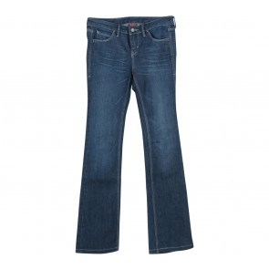 Levi´s Blue Tight Bootcut Jeans Pants