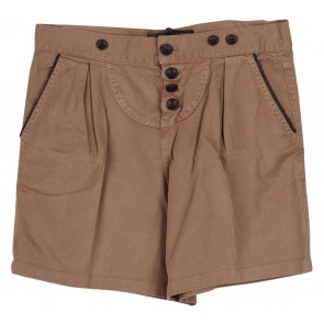 Zara Brown Short Pants