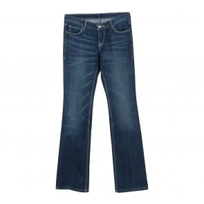Levi´s Blue Bootcut Jeans Pants
