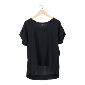 Cotton On Black Blouse