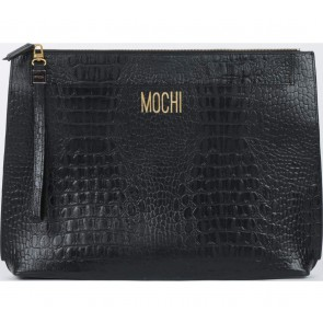 Meraki Goods Black Clutch