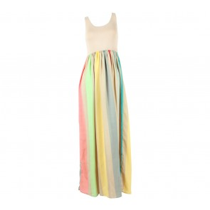 Alice + Olivia Multi Colour Long Dress