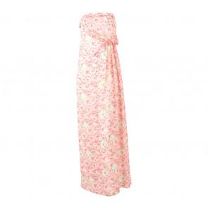 Zara Multi Colour Floral Long Dress