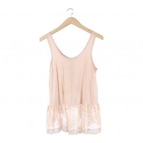 Forever 21 Pink Sleeveless