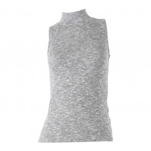 Stradivarius Grey Sleeveless