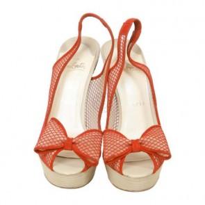 Christian Louboutin Red Heels