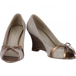 Charles and Keith Brown Wedges