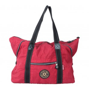 Kipling Red Luggage and Travel