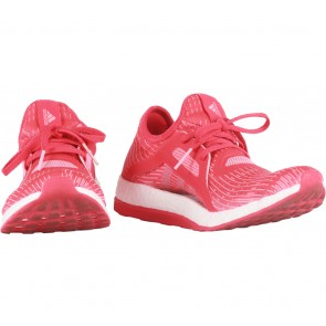 Adidas Red Pure Boost X Women's Running Sneakers