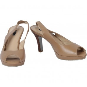 Andre Valentino Brown Heels